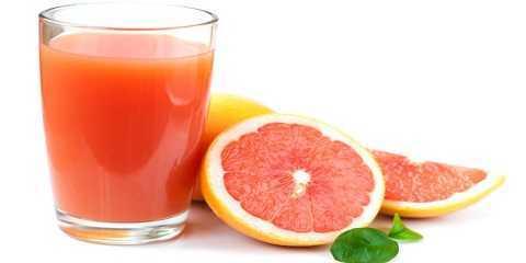 grapefruit juice nutrition