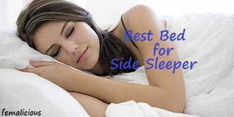 best bed mattress for side sleepers