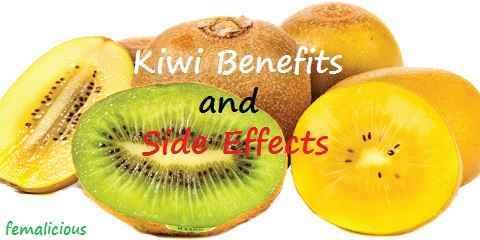 kiwi fruit benefits and side effects