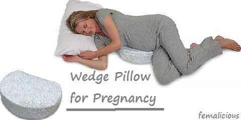 pregnancy sleep support pillow
