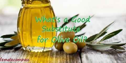 what is a good substitute for olive oil